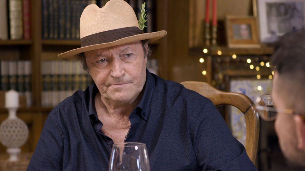 """Amador Mohedano se sincera como nunca: """"Lo he pasado muy mal, he pensado en tirarme por el balcón"""""""