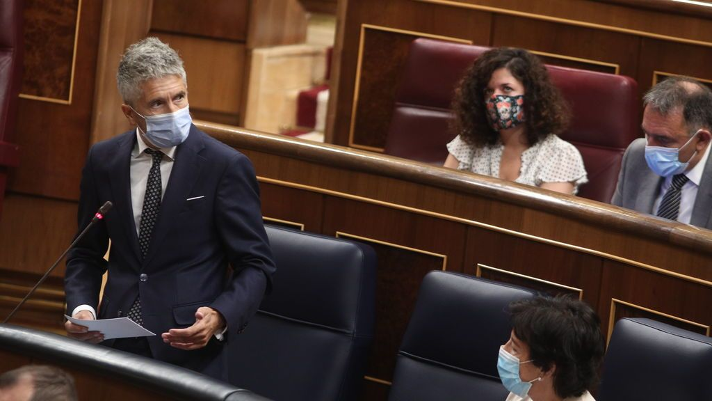 """Marlaska respalda a Sánchez en su pésame al etarra: """"no es una buena noticia el suicidio de ningún interno"""""""""""