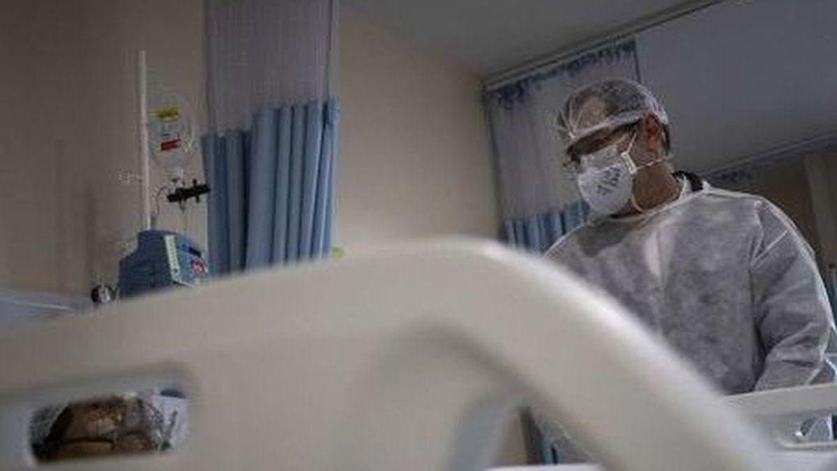 Más del 80% de los ingresados con coronavirus sufrían de neumonía