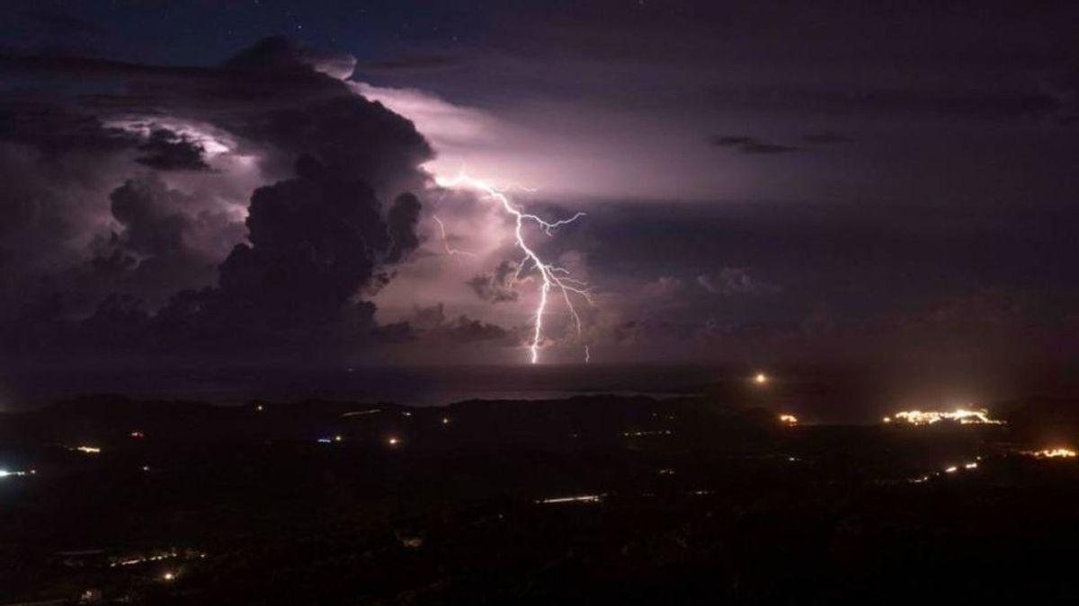 El ciclón extratropical traerá lluvias abundantes y bajada de temperaturas a partir de este jueves