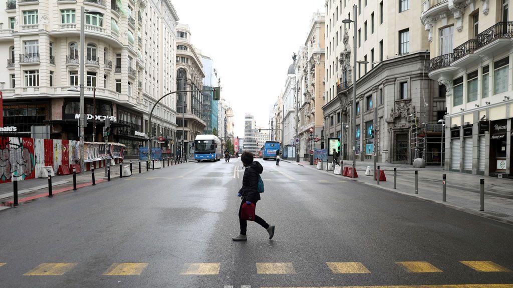 """En el 'Día sin coches'  transporte público pese al Covid: """"Todo a punta a que es más seguro de lo que pensamos"""""""