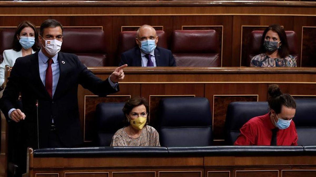 """Sánchez exige a Casado que """"ponga fin a 30 años del PP incumpliendo las leyes"""""""