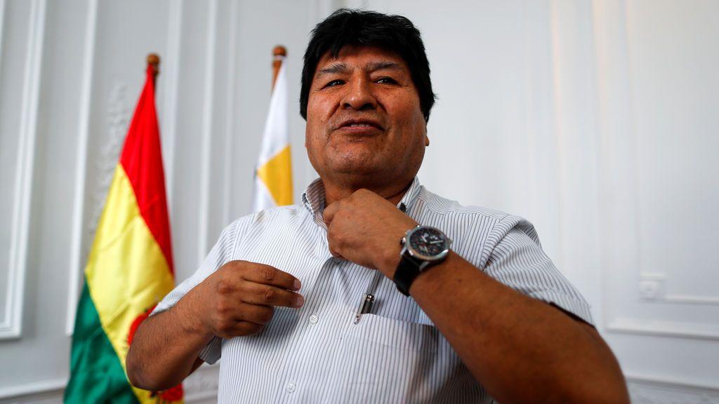 Evo Morales citado por la fiscalía de Bolivia