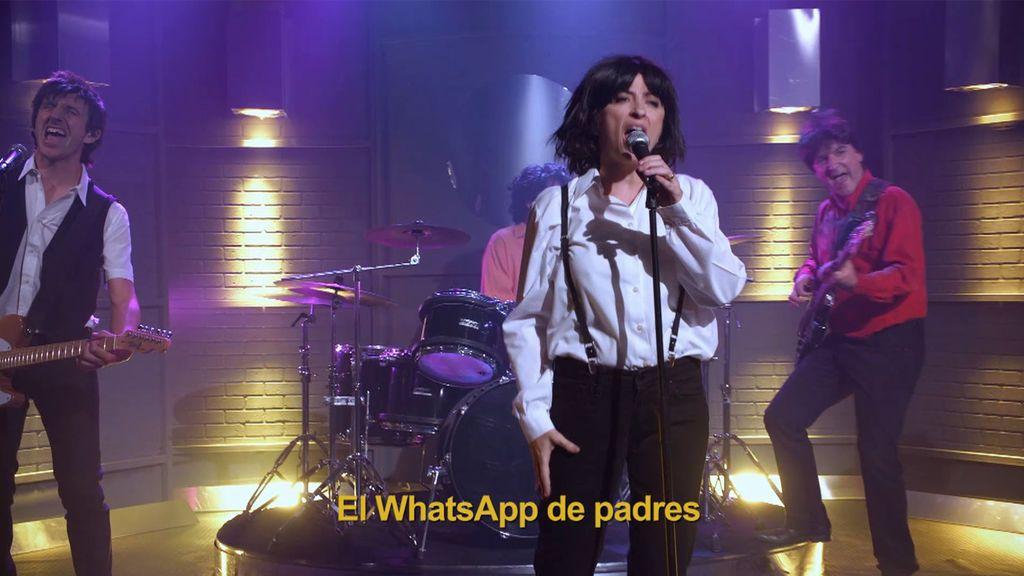 Patti Smith se harta de los grupos de WhatsApp Oregón TV Temporada 3 Programa 465
