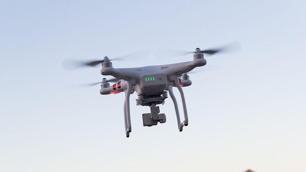 Un estudiante sudafricano crea un dron para la detección del covid