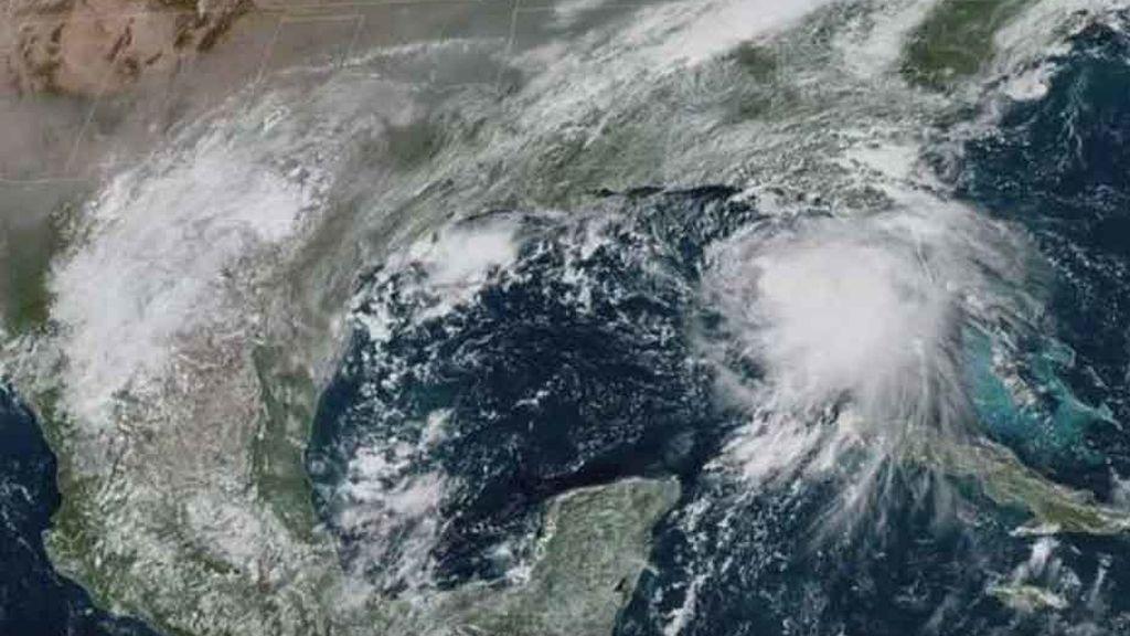 El huracán Sally toca tierra en EEUU como tormenta de categoría 2