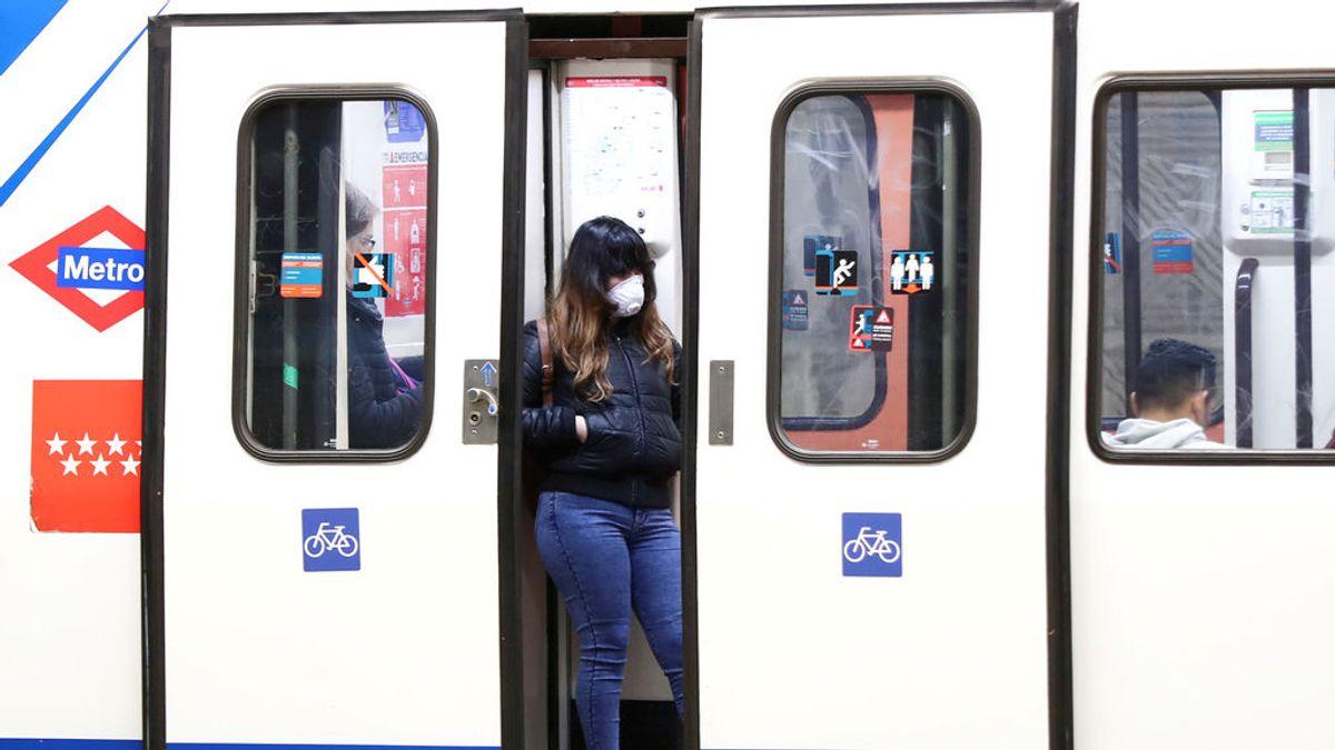 Xavier Querol, la cuestión de si el transporte público es seguro