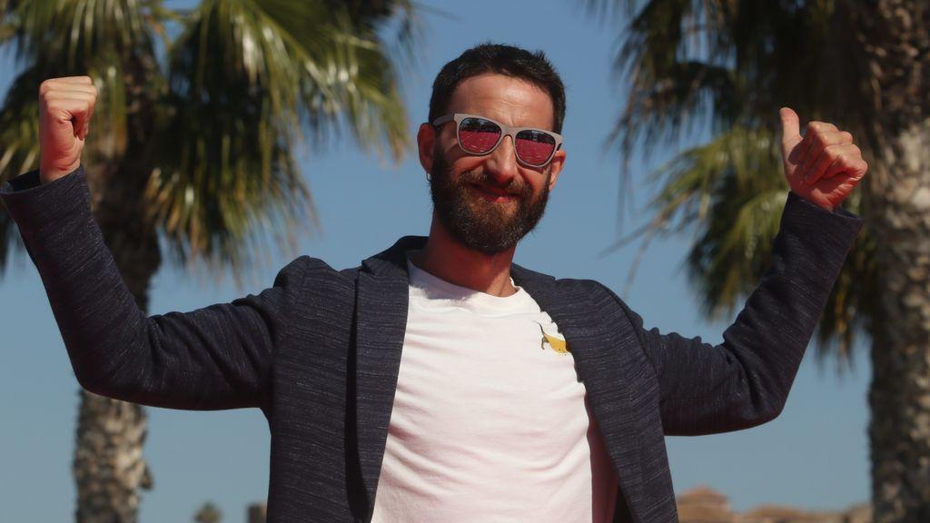 Dani Rovira cuenta cómo se enteró de que tenía cáncer