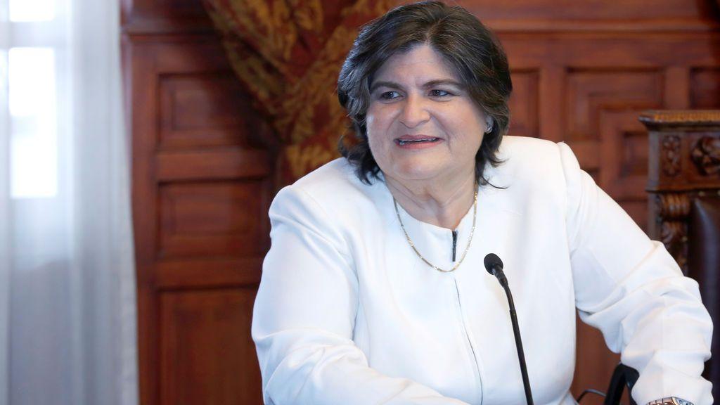 Ecuador: Viteri renuncia a postularse a vicepresidenta un día después de anunciar su candidatura
