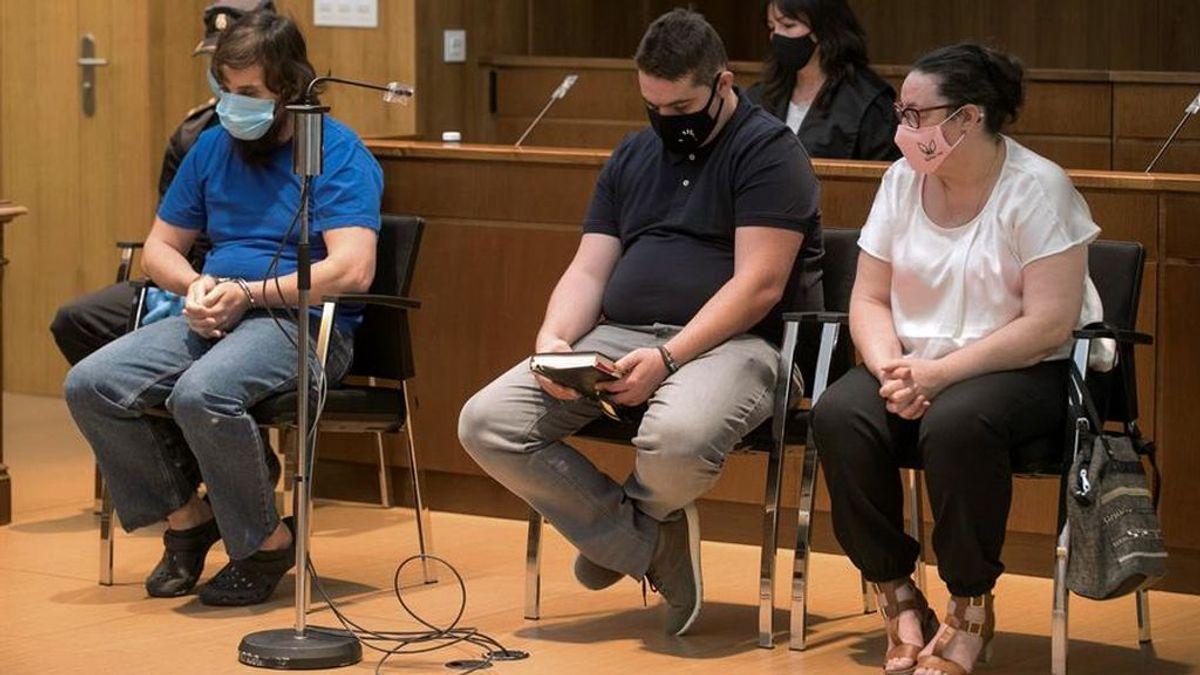 Iván Pardo justifica haber matado y torturado presuntamente a la pequeña Naiara por que sufría estrés laboral