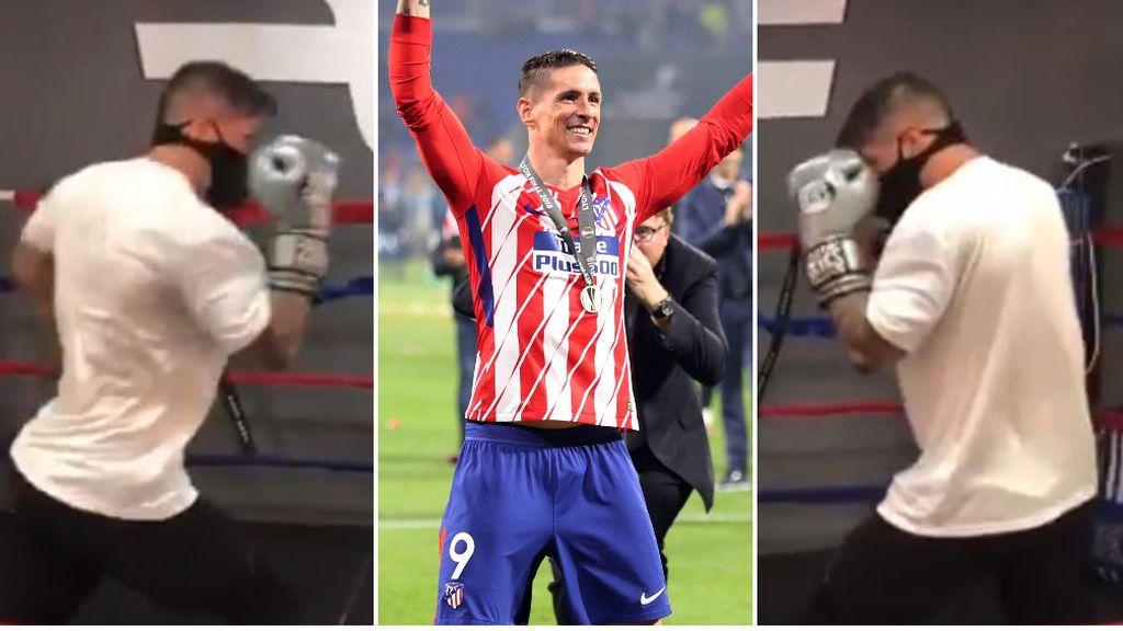 """Los seguidores de Fernando Torres alucinan tras su cambio físico al apuntarse a boxeo: """"No parece él"""""""