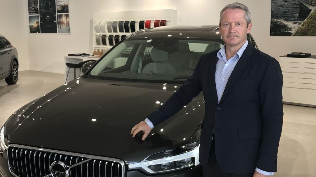 Volvo cree que el crecimiento de los híbridos enchufables en España va a ser muy rápido