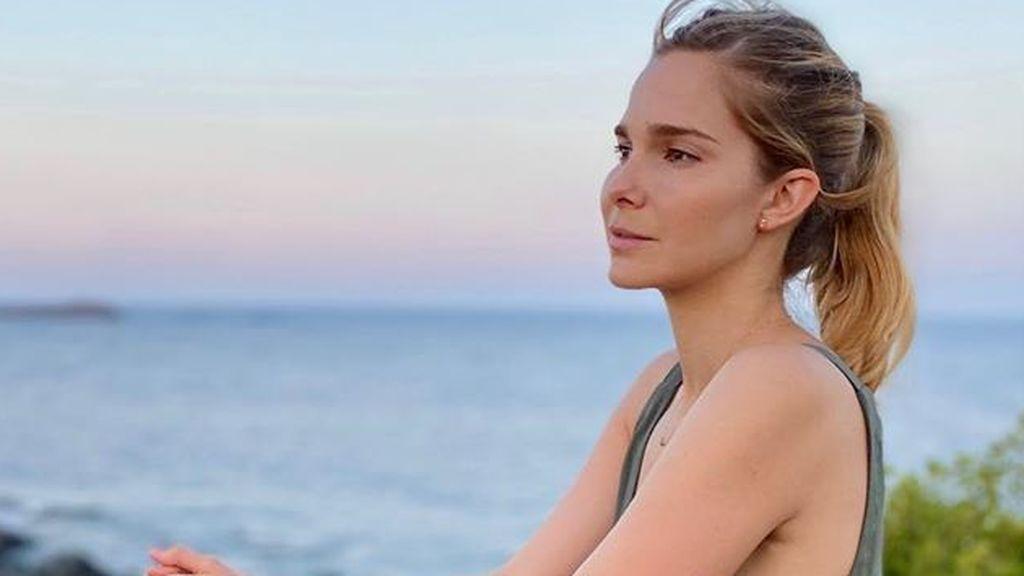 """Natalia Sánchez hace balance: """"En la foto me veo más mayor, pero me gusta lo que veo"""""""