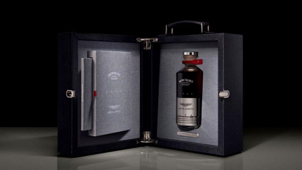 Black Bowmore DB5 1964: el whisky de Aston Martin, un lujo para sibaritas