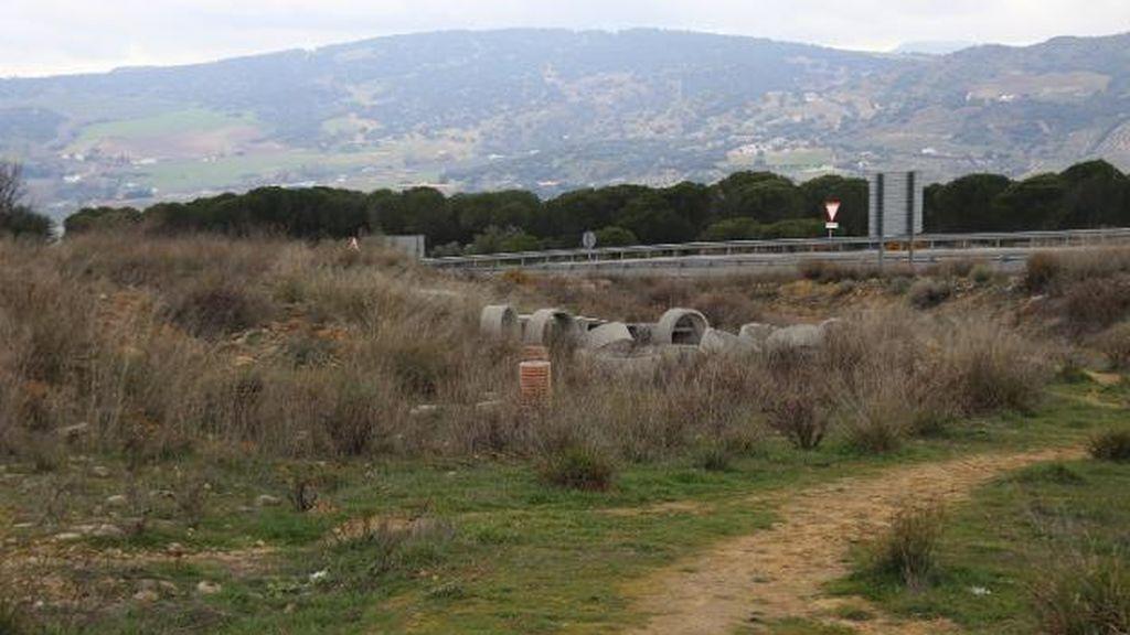 Aparecen en restos humanos en avanzado estado de descomposición en un descampado de Santander