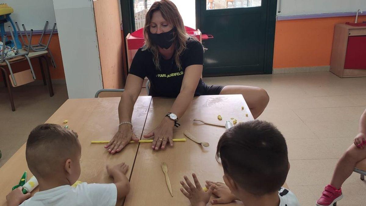 """Los profesores tras el inicio de las clases: """"Tenemos muchas dudas, no somos pediatras, somos maestros"""""""