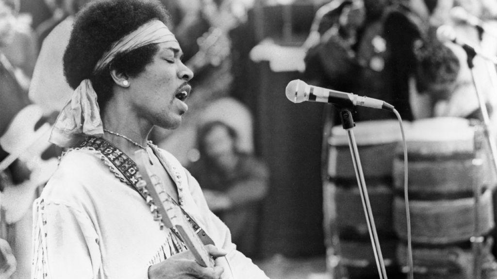 Medio siglo sin Jimi Hendrix: