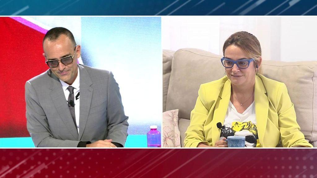 """Toñi Moreno contesta a las duras críticas de Mariola Cubells: """"¡Qué feo tiene el corazón!"""""""