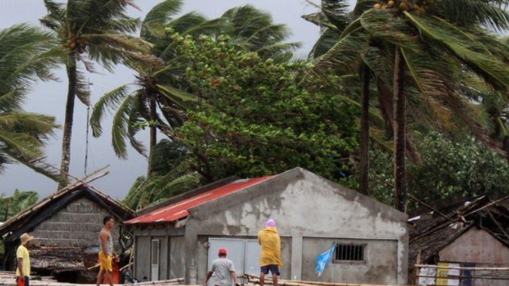 Vietnam prepara la evacuación urgente de 500.000 personas por la tormenta tropical Maul