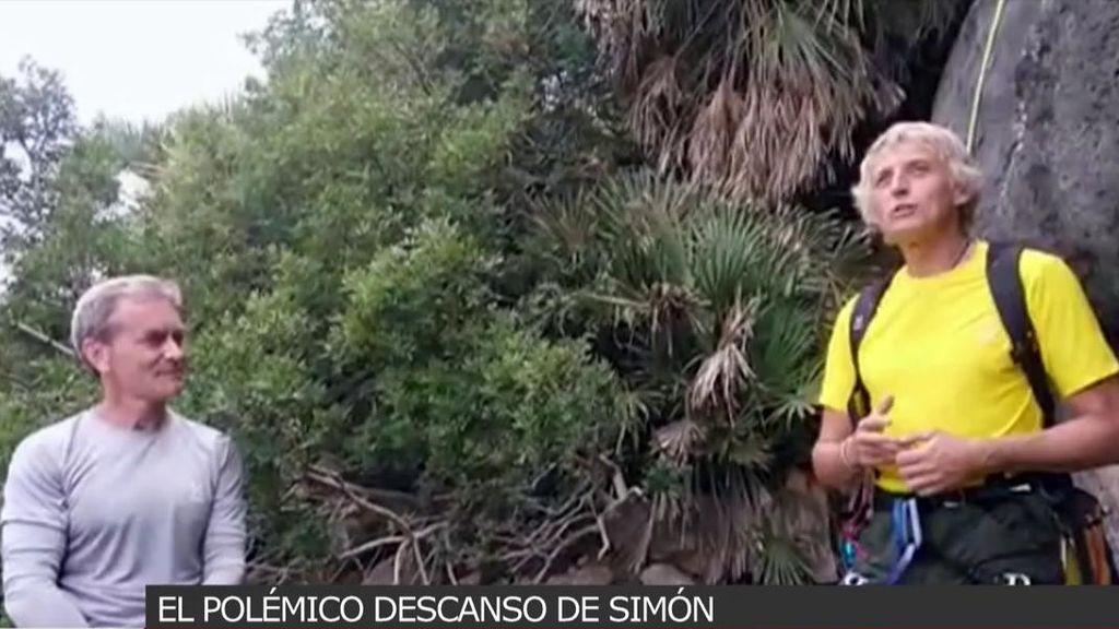 La confesión de Fernando Simón a Calleja.