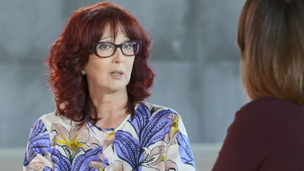 Gloria cuenta lo duro que es confesar que te han violado