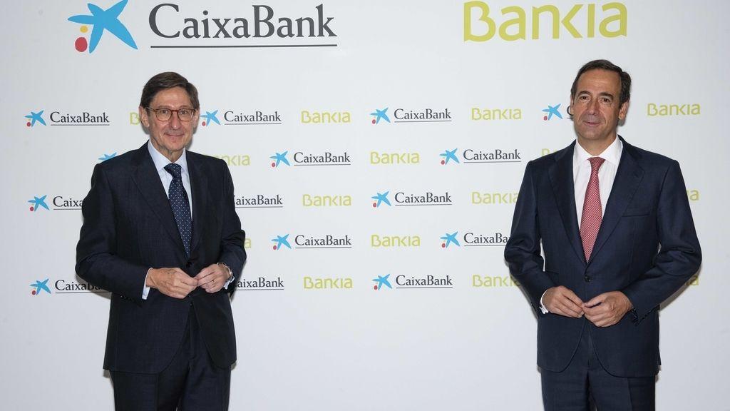 Goirigolzarri y Cortázar, fusión Bakia y Caixabank