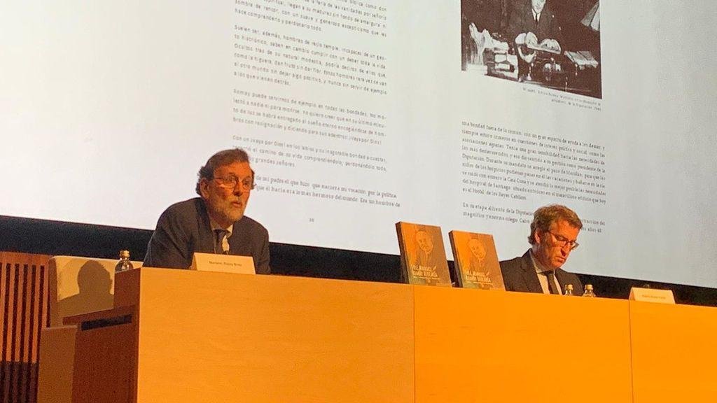 Rajoy evita pronunciarse sobre la imputación de su exministro del Interior Jorge Fernández Díaz