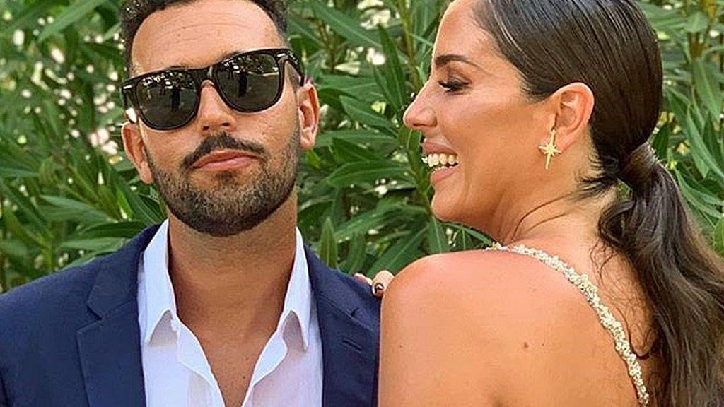 """Omar Sánchez, novio de Anabel Pantoja, se somete a un injerto capilar: """"Estoy encantado con el resultado"""""""