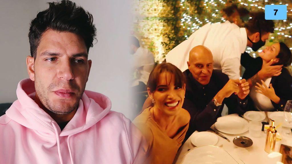 Diego Matamoros se reencuentra con su familia y se sincera sobre su relación (1/2)