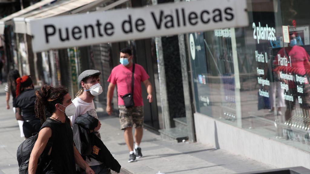 Madrid  devuelve a fase 1 a dos millones de personas: no se podrá entrar ni salir de las zonas con más contagios