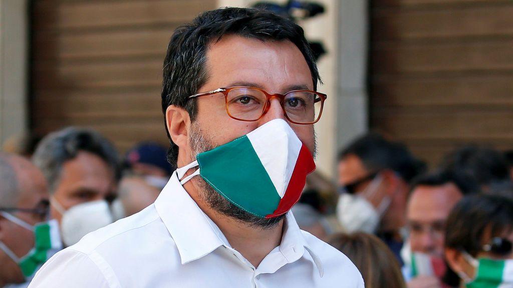 El liderazgo de Salvini se pone en juego en las elecciones regionales italianas