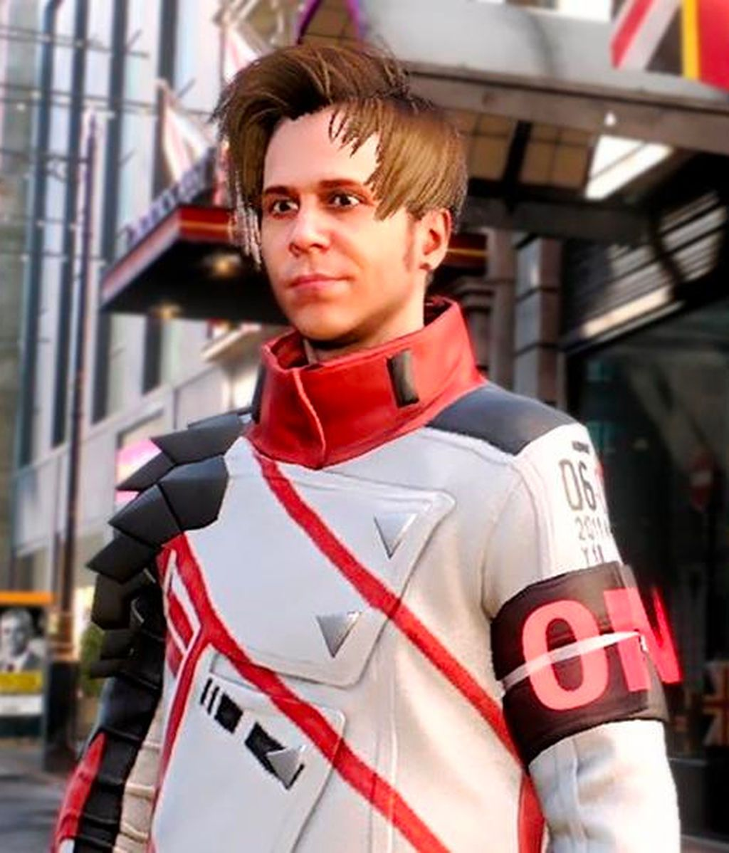 Rubius en Watch Dogs Legion