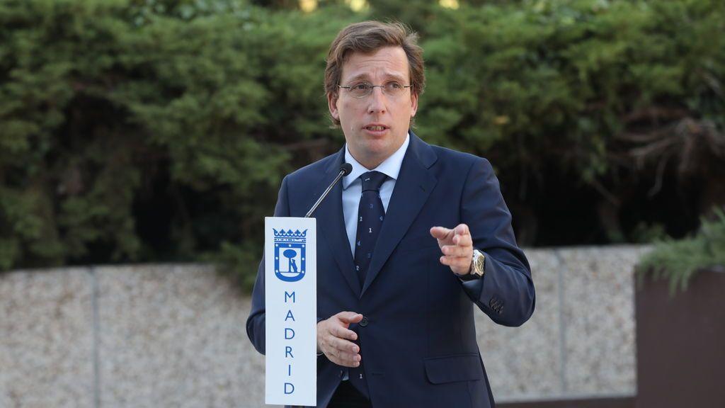 Alcalde de Madrid....