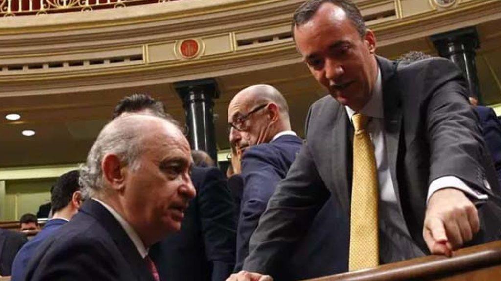 El juez de Kitchen imputa a Jorge Fernández Díaz