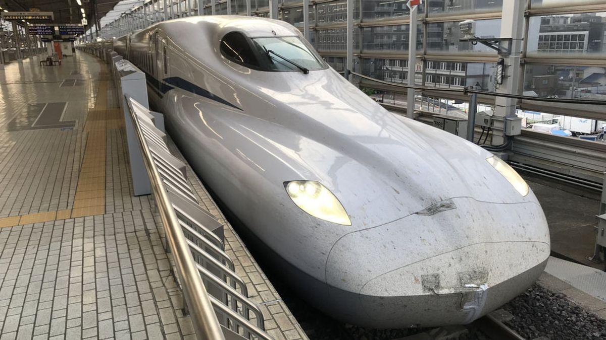 Así es el nuevo tren bala japonés de lujo resistente a los terremotos