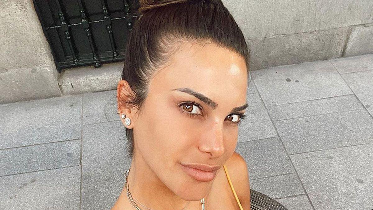"""Carla Barber denuncia un robo con agresión en el portal de su casa: """"Me hicieron la 'llave del mata león' hasta dejarme inconsciente"""""""