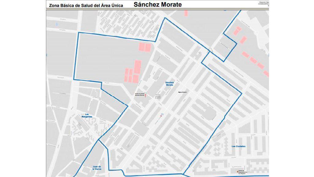 Sanchez Morate