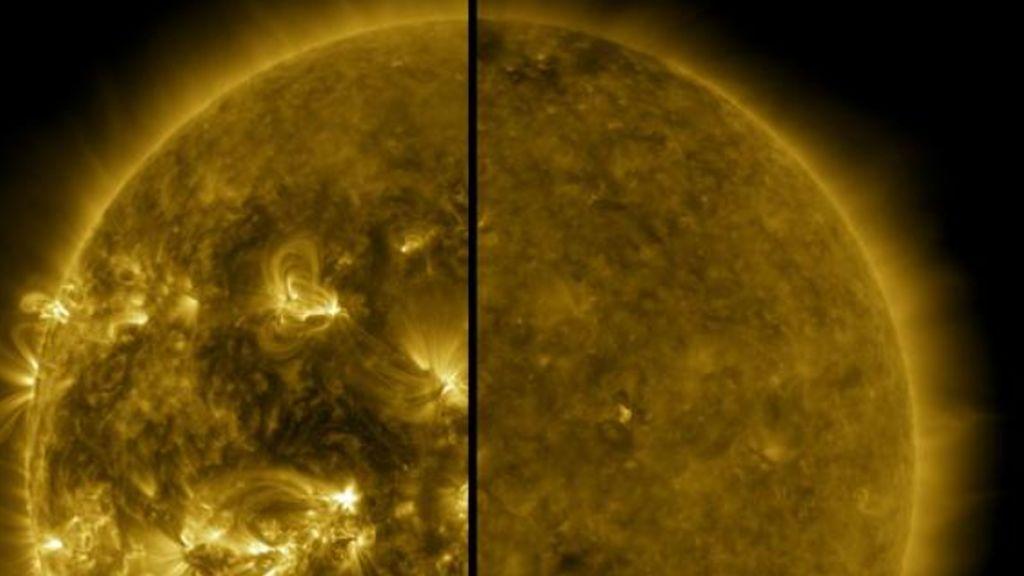 El pico de la actividad solar llegará en 2025 pero no se teme un Armageddon