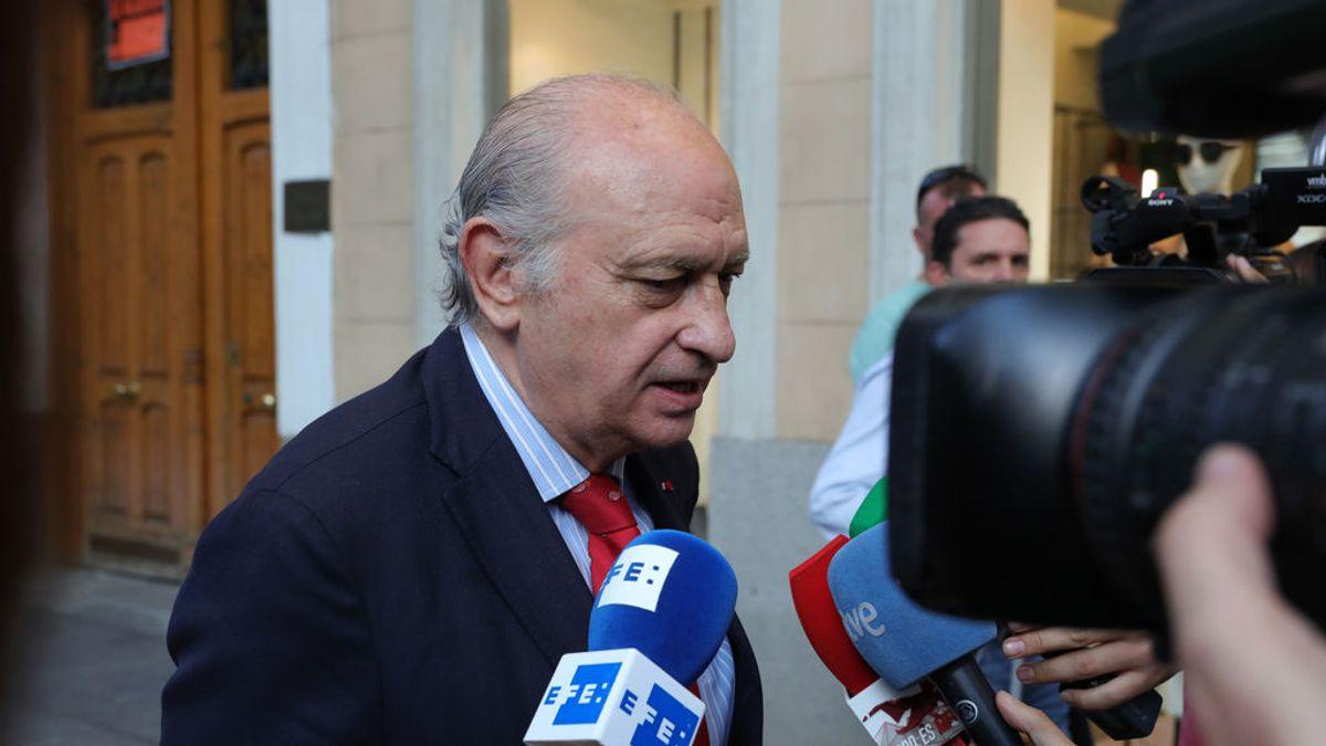 El juez cita en calidad de imputado al que fuera ministro del Interior Jorge Fernández Díaz en el caso 'Kitchen'