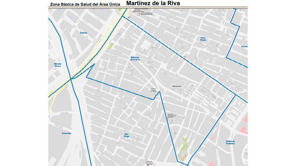 Martínez de la Riva