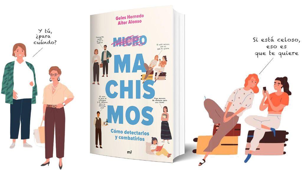 Gele Hornero y Aitor Alonso presentan su libro 'Micromachismos: cómo detectarlos y combatirlos'