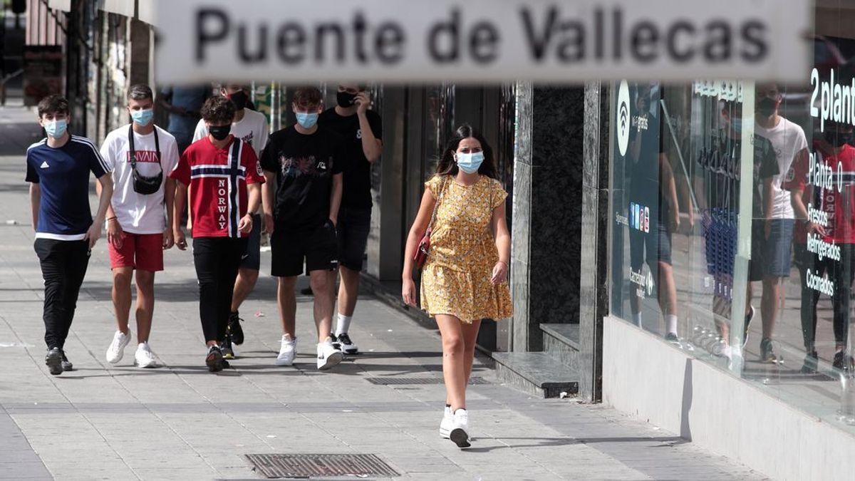 Los barrios y municipios afectados por las nuevas restricciones en Madrid