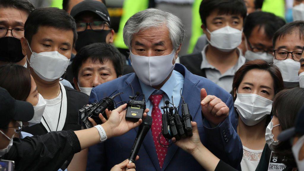 Seúl demandará al reverendo Jun Kwang-hoon por considerarle responsable del gran brote en Corea del Sur