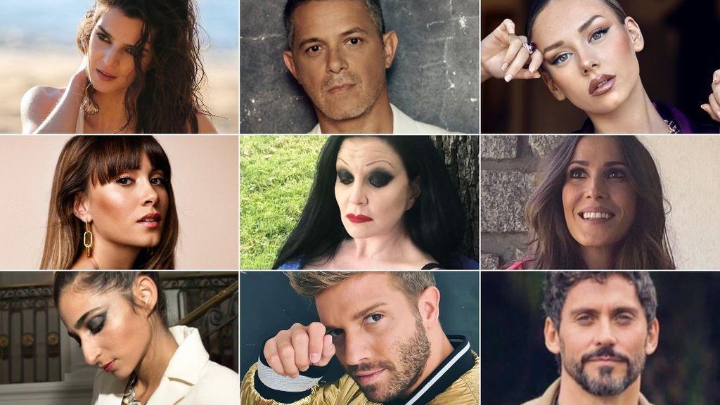 La cultura es segura: actores, cantantes y artistas se unen para denunciar la alerta roja que vive el sector del espectáculo