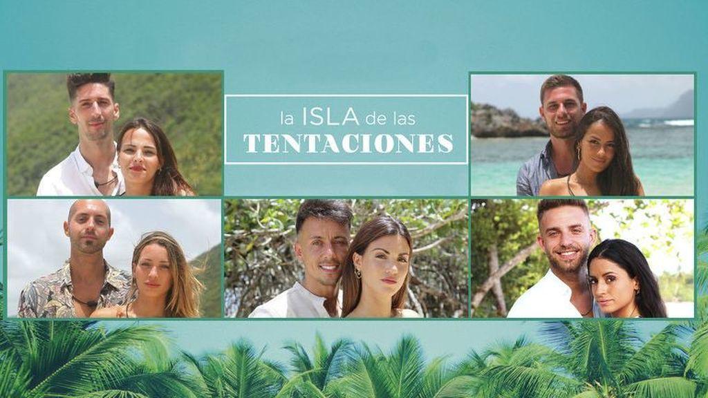 El preestreno de 'Las isla de las tentaciones 2', el martes a las 21.00 horas en mitele PLUS