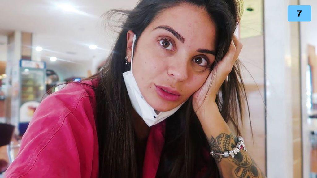 María Hernández pone rumbo a su nuevo destino y confiesa las dificultades para buscar casa (1/2)