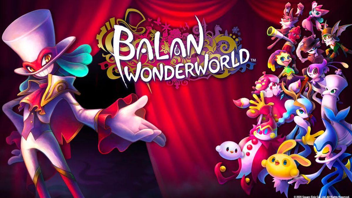 Balan Wonderworld, el plataformas 3D de los creadores de Sonic llegará en Marzo de 2021