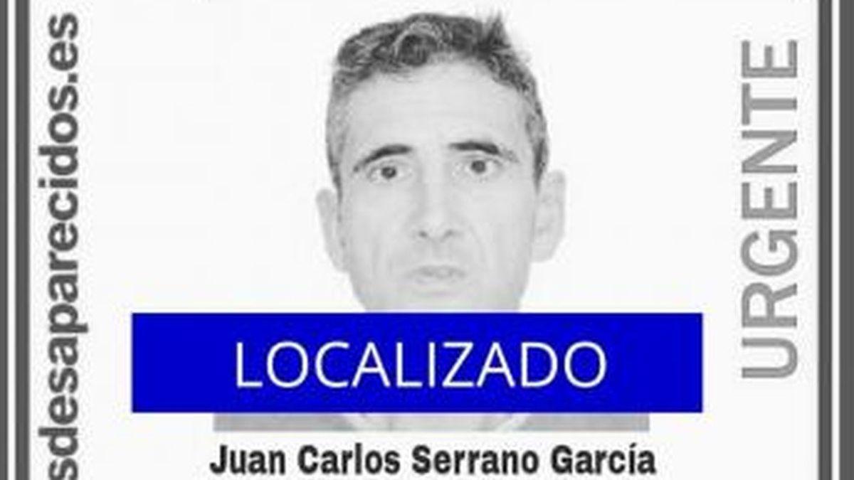 Localizan a Juan Carlos Serrano, un hombre que llevaba desaparecido desde el pasado 24 de agosto en Palma