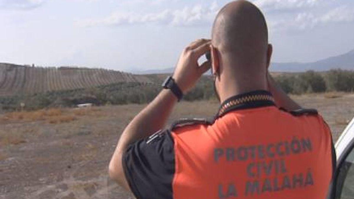 Piden precaución a los vecinos mientras sigue la búsqueda de una supuesta pantera en Granada