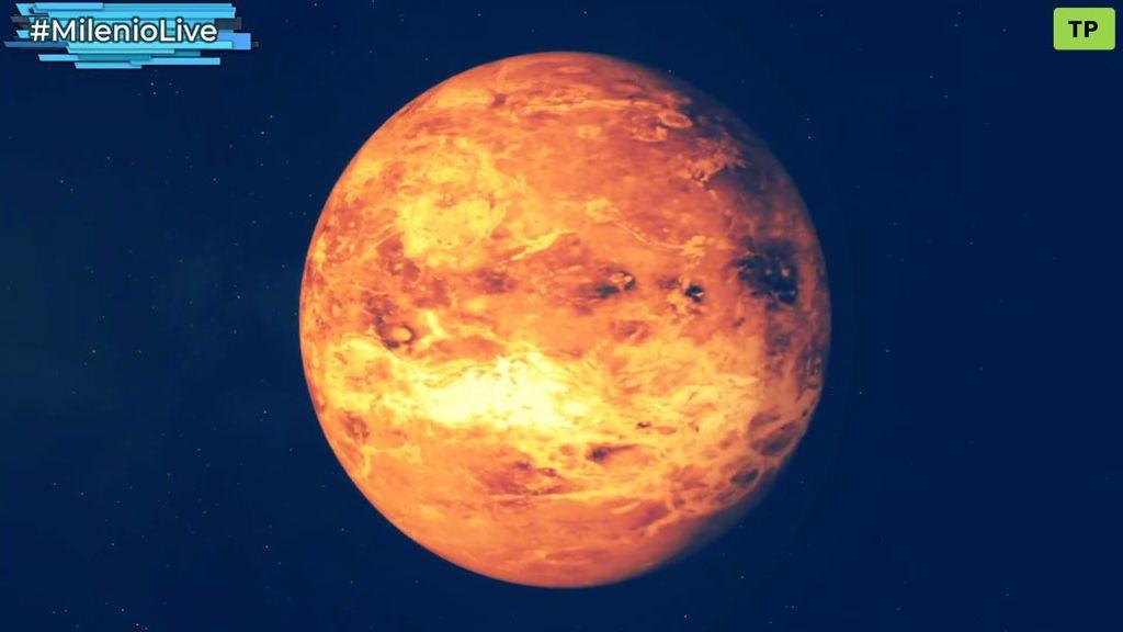 Los expertos analizan los indicios de vida hallados en Venus